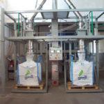 automatyczne stanowisko pakowania produktów sypkich